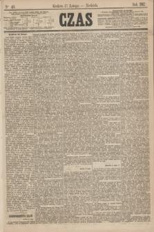 Czas. [R.20], Ner 40 (17 lutego 1867) + dod.
