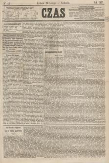 Czas. [R.20], Ner 46 (24 lutego 1867) + dod.