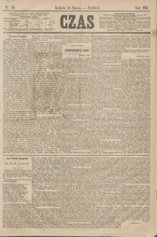 Czas. [R.20], Ner 58 (10 marca 1867) + dod.