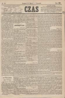 Czas. [R.20], Ner 61 (14 marca 1867)