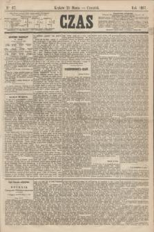 Czas. [R.20], Ner 67 (21 marca 1867)