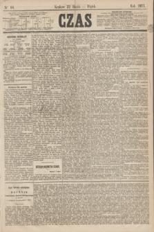 Czas. [R.20], Ner 68 (22 marca 1867)