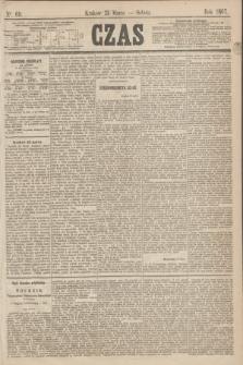 Czas. [R.20], Ner 69 (23 marca 1867)