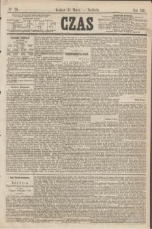 Czas. [R.20], Ner 75 (31 marca 1867) + dod.
