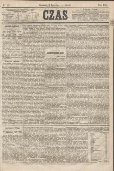 Czas. [R.20], Ner 77 (3 kwietnia 1867)