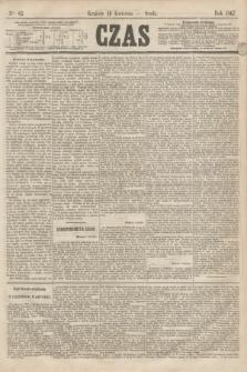 Czas. [R.20], Ner 83 (10 kwietnia 1867)