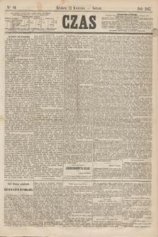 Czas. [R.20], Ner 86 (13 kwietnia 1867)