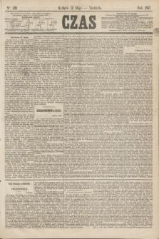 Czas. [R.20], Ner 109 (12 maja 1867) + dod.