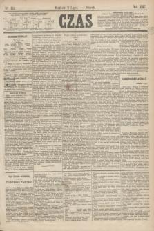 Czas. [R.20], Ner 154 (9 lipca 1867)