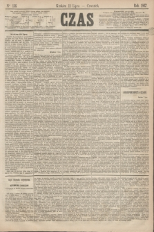 Czas. [R.20], Ner 156 (11 lipca 1867)