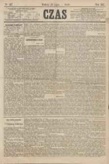 Czas. [R.20], Ner 167 (24 lipca 1867)