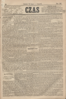 Czas. [R.20], Ner 168 (25 lipca 1867)