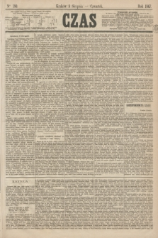 Czas. [R.20], Ner 180 (8 sierpnia 1867)