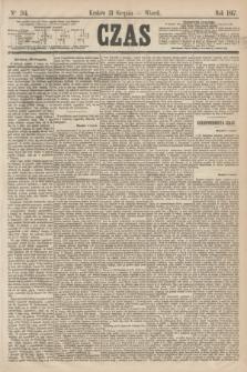 Czas. [R.20], Ner 184 (13 sierpnia 1867)