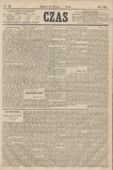 Czas. [R.20], Ner 190 (21 sierpnia 1867)