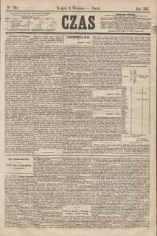 Czas. [R.20], Ner 204 (6 września 1867)