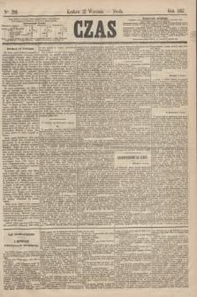 Czas. [R.20], Ner 209 (12 września 1867)