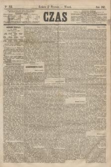 Czas. [R.20], Ner 213 (17 września 1867)