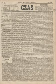 Czas. [R.20], Ner 215 (19 września 1867)