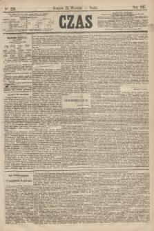 Czas. [R.20], Ner 220 (25 września 1867)