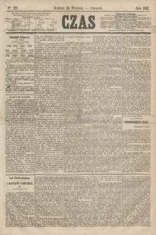 Czas. [R.20], Ner 221 (26 września 1867)