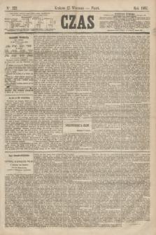 Czas. [R.20], Ner 222 (27 września 1867)