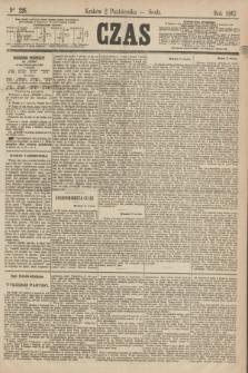 Czas. [R.20], Ner 226 (2 października 1867)