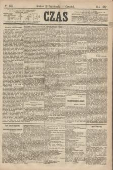 Czas. [R.20], Ner 233 (10 października 1867)
