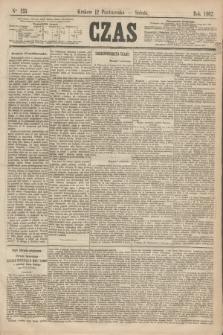 Czas. [R.20], Ner 235 (12 października 1867)