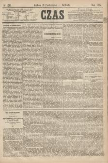 Czas. [R.20], Ner 236 (13 października 1867)