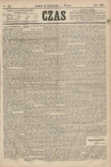 Czas. [R.20], Ner 237 (15 października 1867)