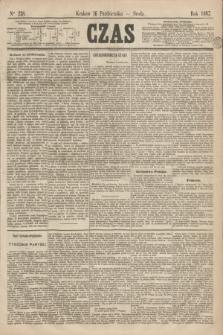 Czas. [R.20], Ner 238 (16 października1867)