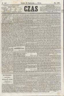 Czas. [R.20], Ner 247 (26 października 1867)