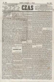 Czas. [R.20], Ner 252 (1 listopada 1867)