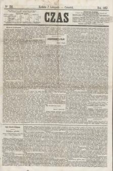 Czas. [R.20], Ner 256 (7 listopada 1867)