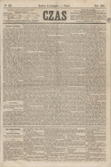Czas. [R.20], Ner 257 (8 listopada 1867)