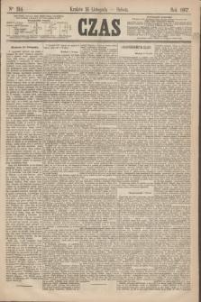 Czas. [R.20], Ner 264 (16 listopada 1867)