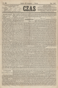 Czas. [R.20], Ner 270 (23 listopada 1867)