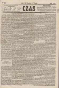Czas. [R.20], Ner 284 (10 grudnia 1867)