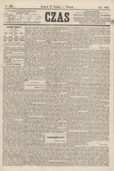 Czas. [R.20], Ner 290 (17 grudnia 1867)