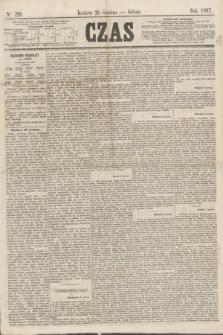 Czas. [R.20], Ner 298 (28 grudnia 1867)