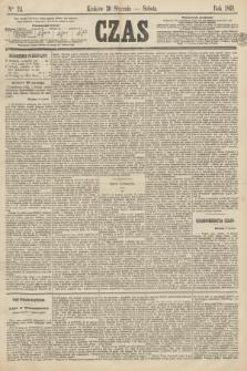 Czas. [R.22], Ner 24 (30 stycznia 1869)