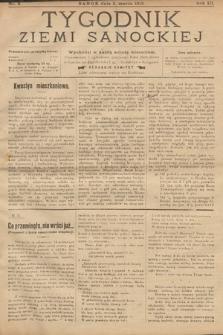 Tygodnik Ziemi Sanockiej. 1912, nr9