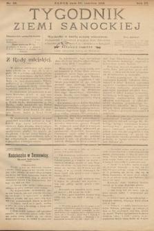 Tygodnik Ziemi Sanockiej. 1912, nr26