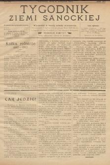 Tygodnik Ziemi Sanockiej. 1912, nr31