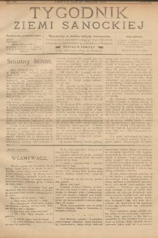 Tygodnik Ziemi Sanockiej. 1912, nr33