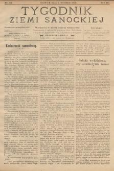 Tygodnik Ziemi Sanockiej. 1912, nr35