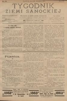 Tygodnik Ziemi Sanockiej. 1912, nr38