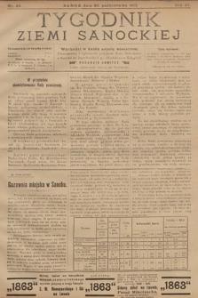 Tygodnik Ziemi Sanockiej. 1912, nr42
