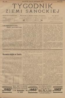 Tygodnik Ziemi Sanockiej. 1912, nr44